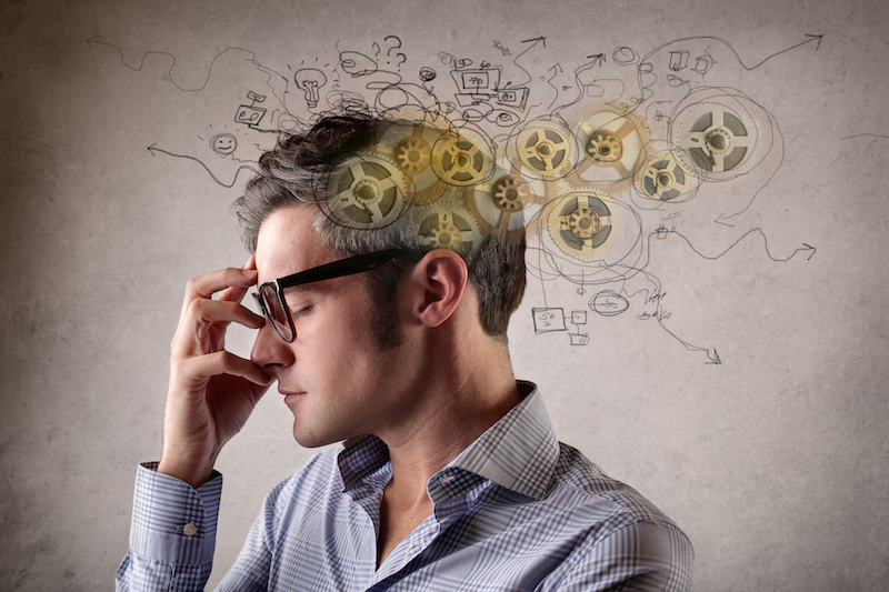 Controlling Your Thoughts – The Harvest